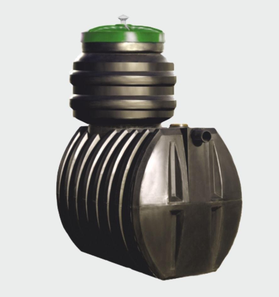 Аэробный септик Чистовод Эко-5 для автономной локальной канализации частного дома