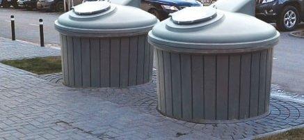 Заглубленные контейнеры для ТБО и раздельный сбор мусора