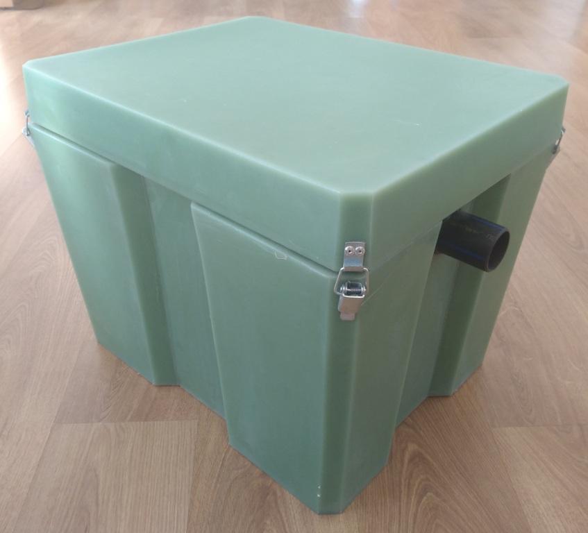 Жироуловитель под мойку - жиролока - 1 куб м час