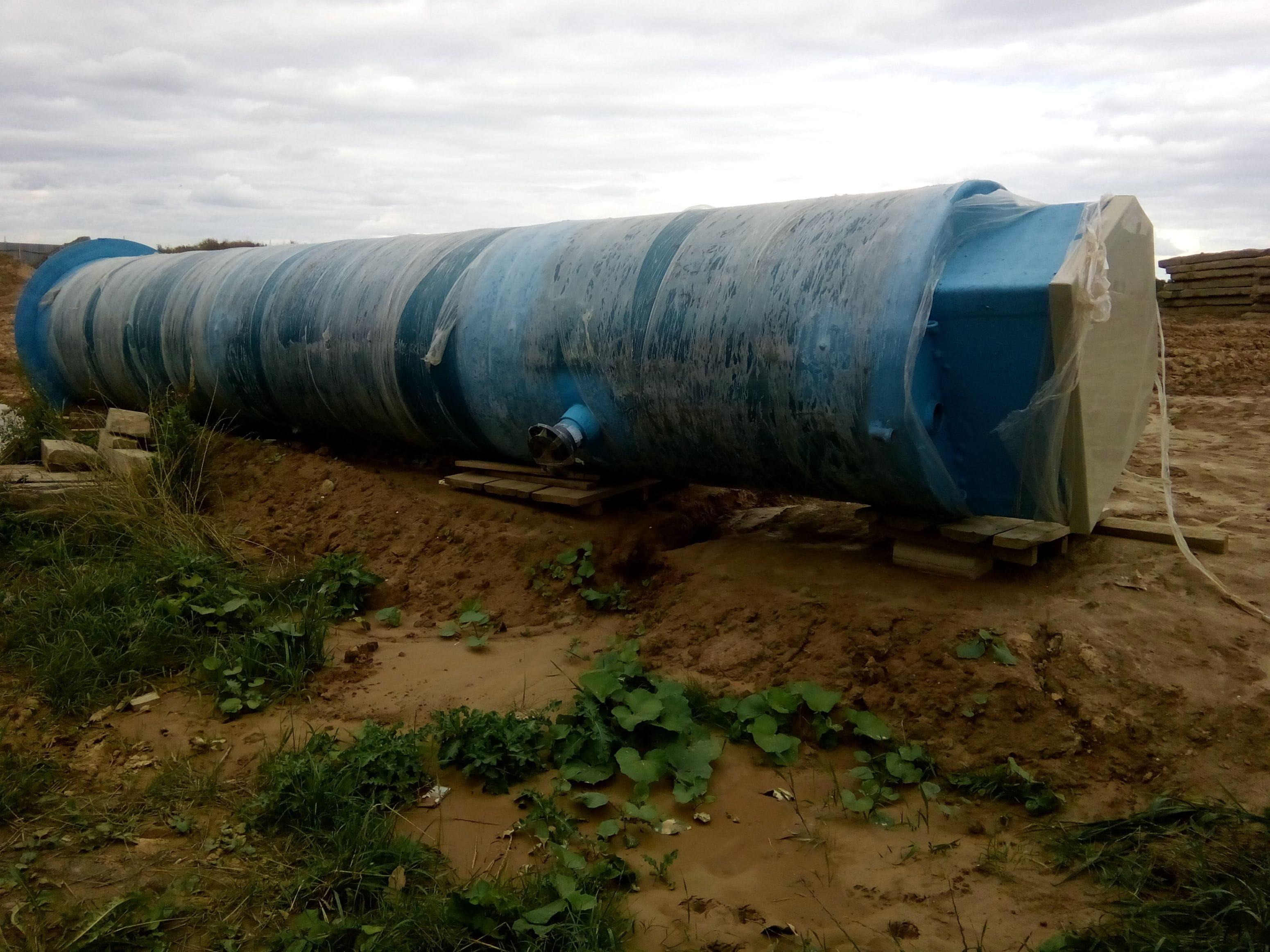 КСН Чистовод - канализационная насосная станция - Установка