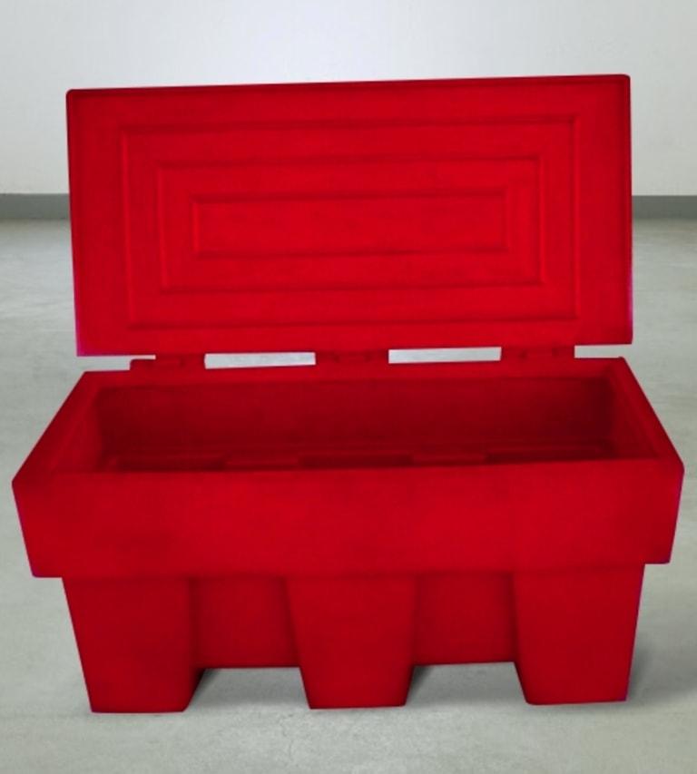 Пожарный ящик для песка пластиковый 500 л. Производство Белтехагропласт, Чистовод, Минск