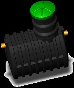 Емкость для дождевой воды «Чистовод»
