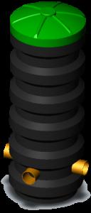 Объединительный дренажный колодец «Чистовод»